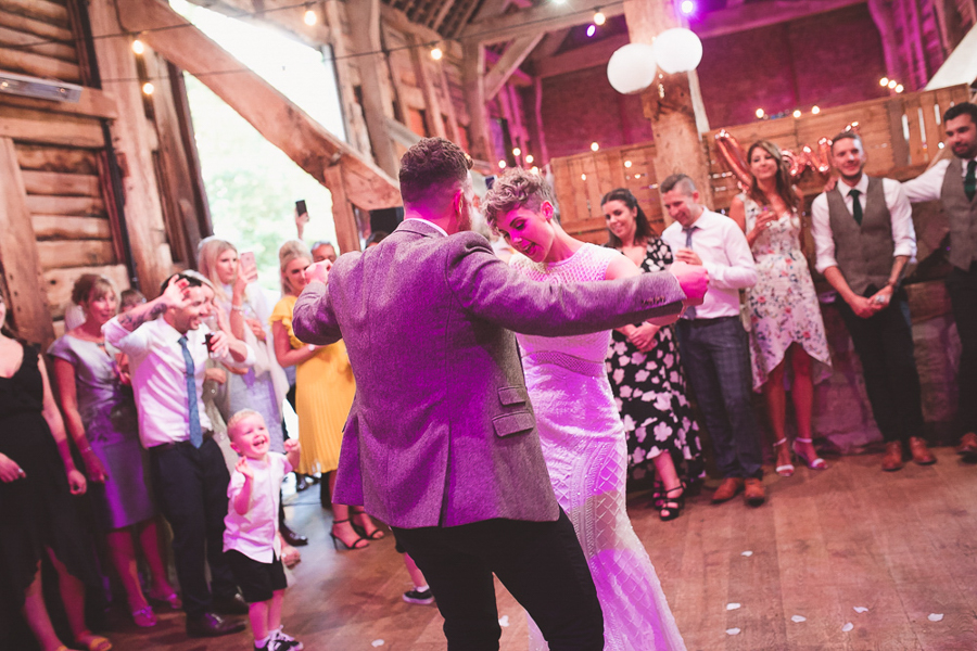 Jo & James's beautifully rustic Pimhill Barn wedding, with Brightwing Photography (60)