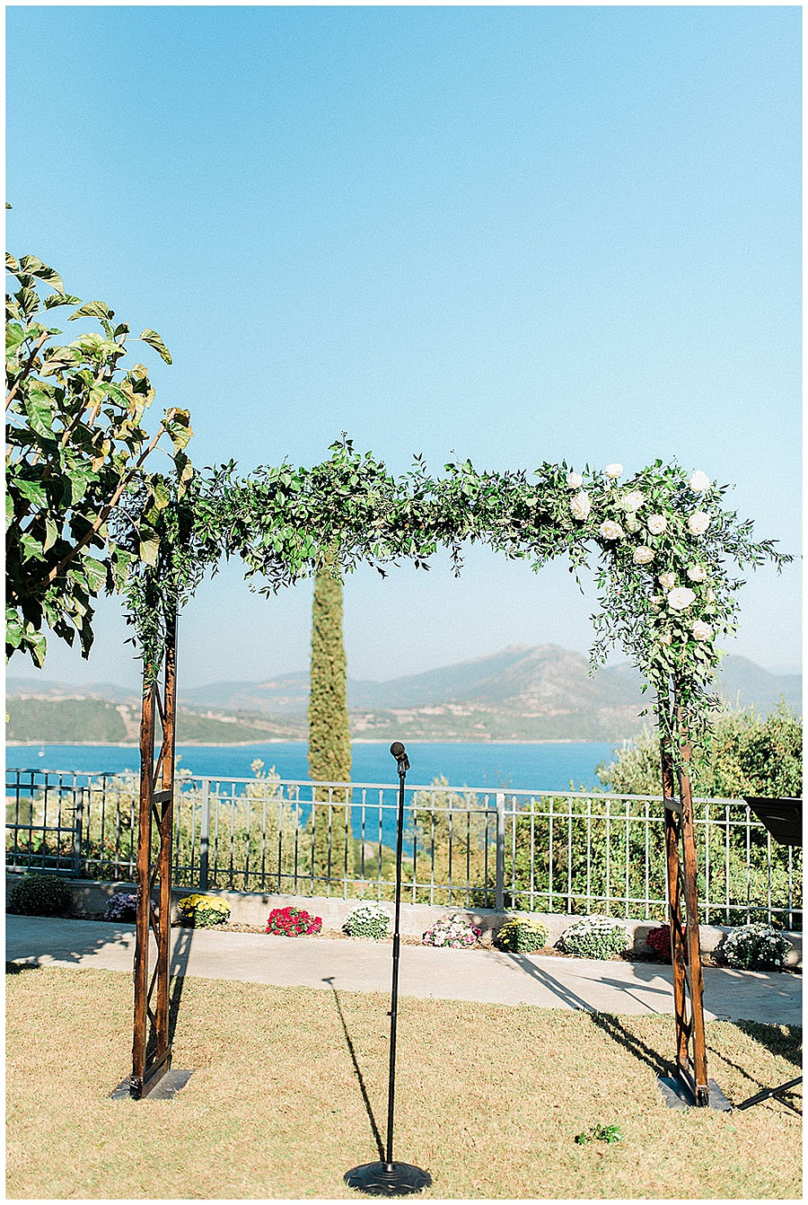 Sam & Lauren's timelessly beautiful Greek destination wedding, with Kalampokas Fotografia (16)