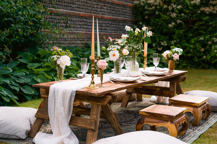 Summer vintage wedding styling inspiration, with Lauren Beth Photography (2)