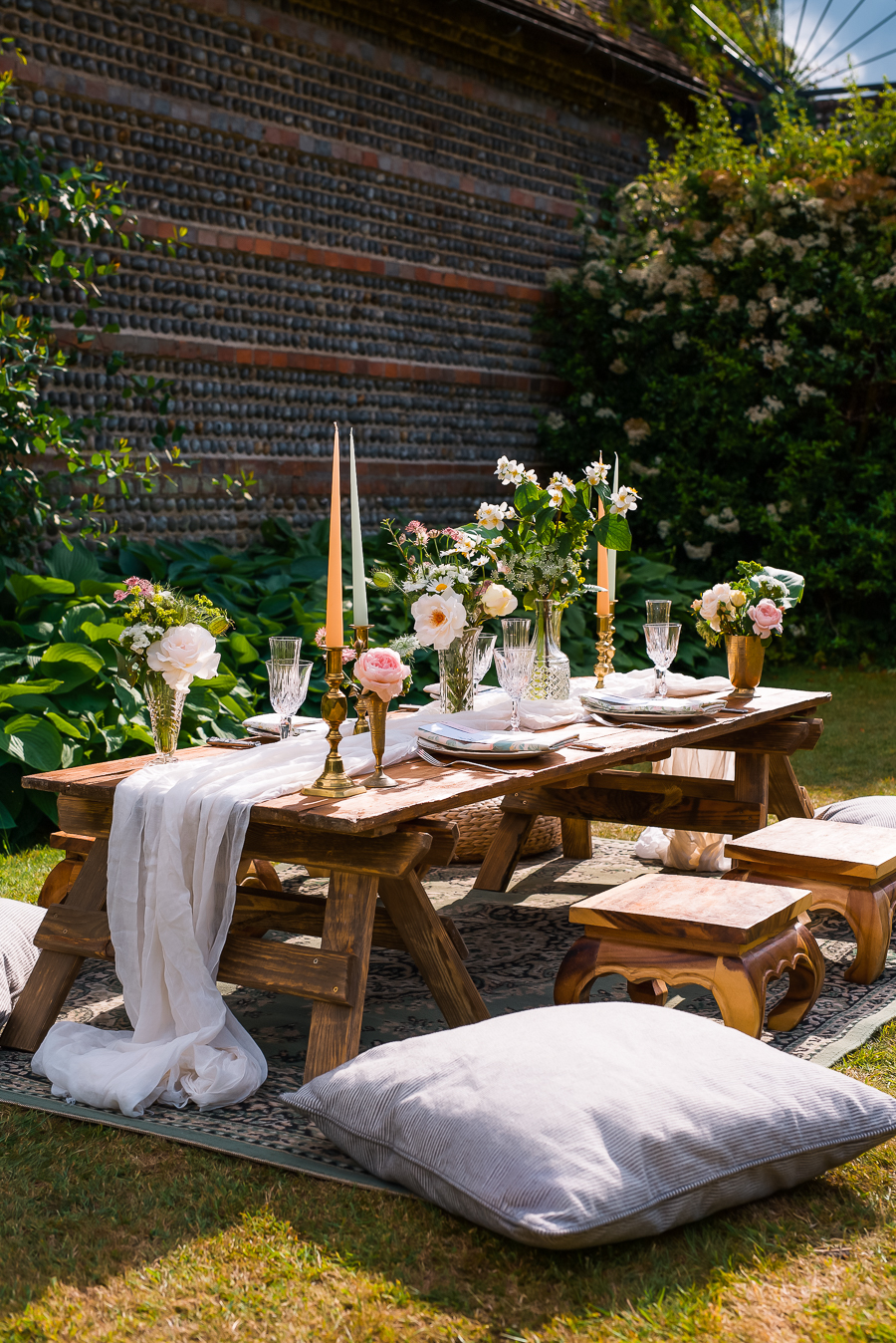 Summer vintage wedding styling inspiration, with Lauren Beth Photography (5)