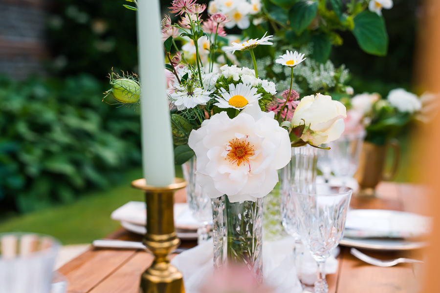 Summer vintage wedding styling inspiration, with Lauren Beth Photography (11)
