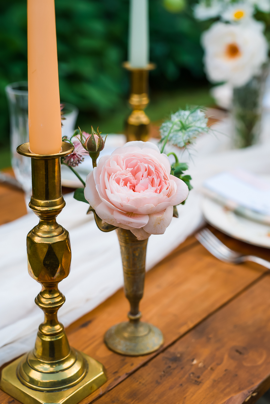 Summer vintage wedding styling inspiration, with Lauren Beth Photography (12)