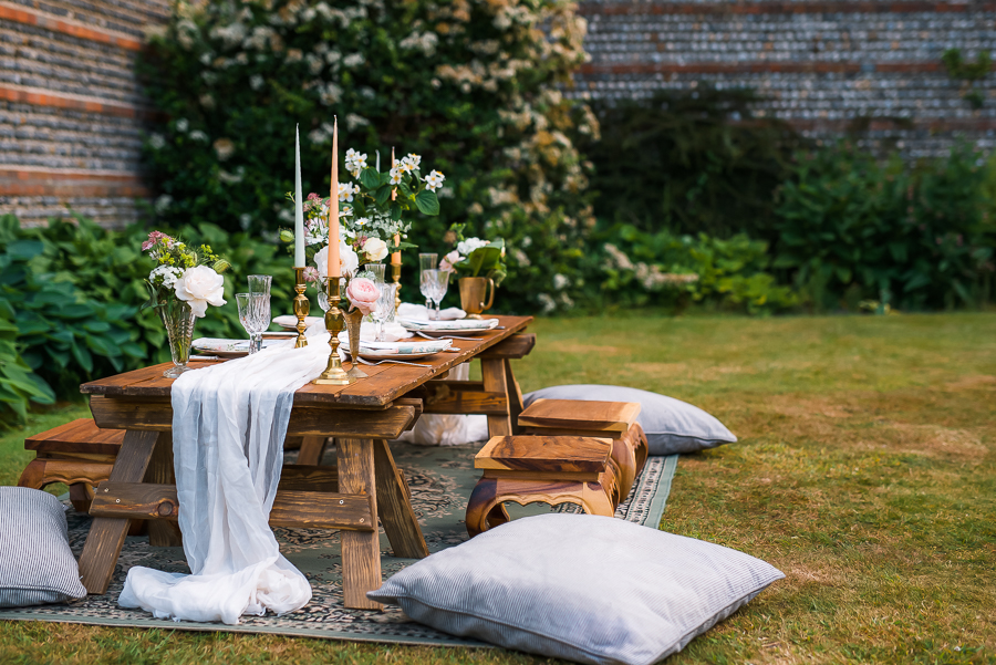 Summer vintage wedding styling inspiration, with Lauren Beth Photography (18)