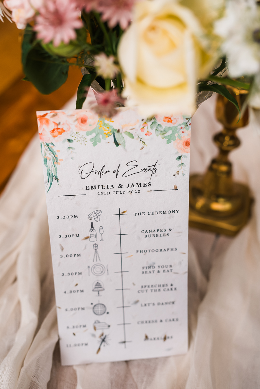 Summer vintage wedding styling inspiration, with Lauren Beth Photography (35)