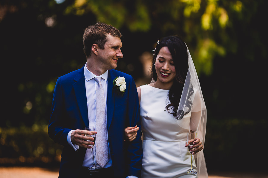 Tom and Ahram's chic, modern Nonsuch Mansion wedding, with Charlie Campey Photography (22)
