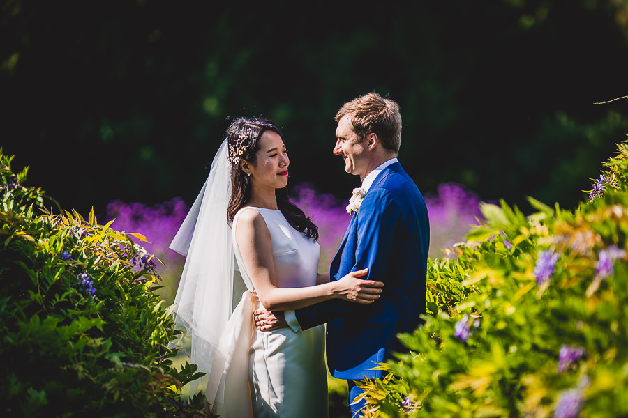 Tom and Ahram's chic, modern Nonsuch Mansion wedding, with Charlie Campey Photography (23)