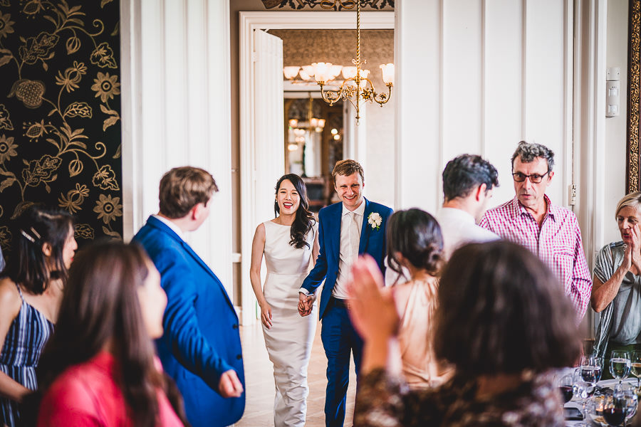 Tom and Ahram's chic, modern Nonsuch Mansion wedding, with Charlie Campey Photography (31)
