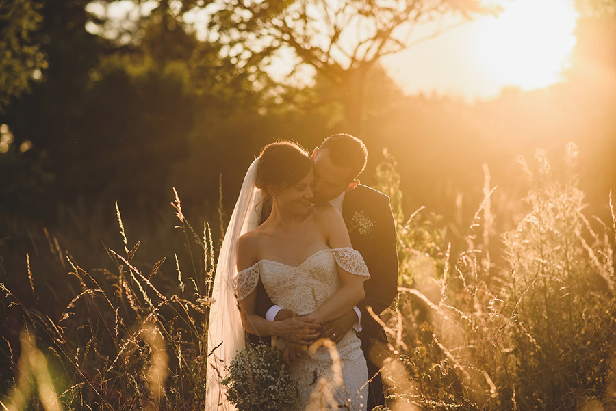 Real wedding at Le Manoir du Bout du Pont, captured by Rik Pennington Photography