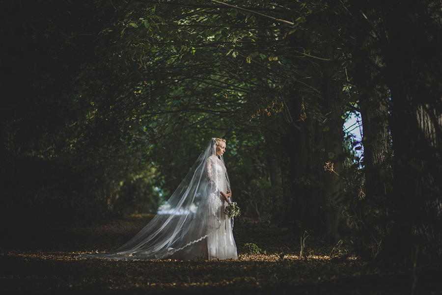 Real wedding at Osea Island, captured by Rik Pennington Photography