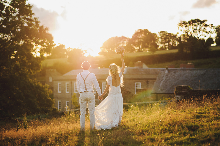 Real wedding at Shilstone House, captured by Rik Pennington Photography