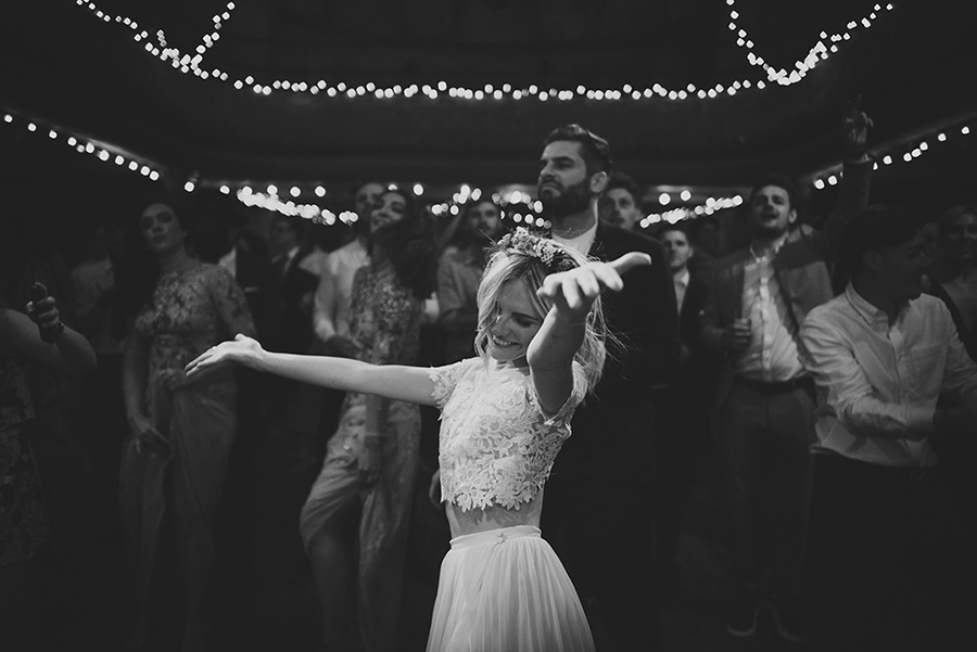 Real wedding at Wiltons Music Hall, captured by Rik Pennington Photography
