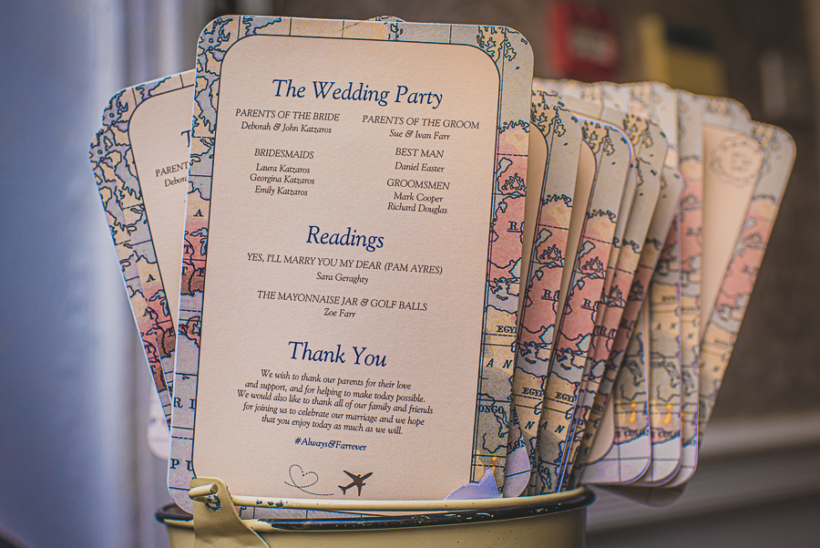 Sophie & Craig's creative and DIY wedding at Barrington Hall, with Damien Vickers Photography (5)