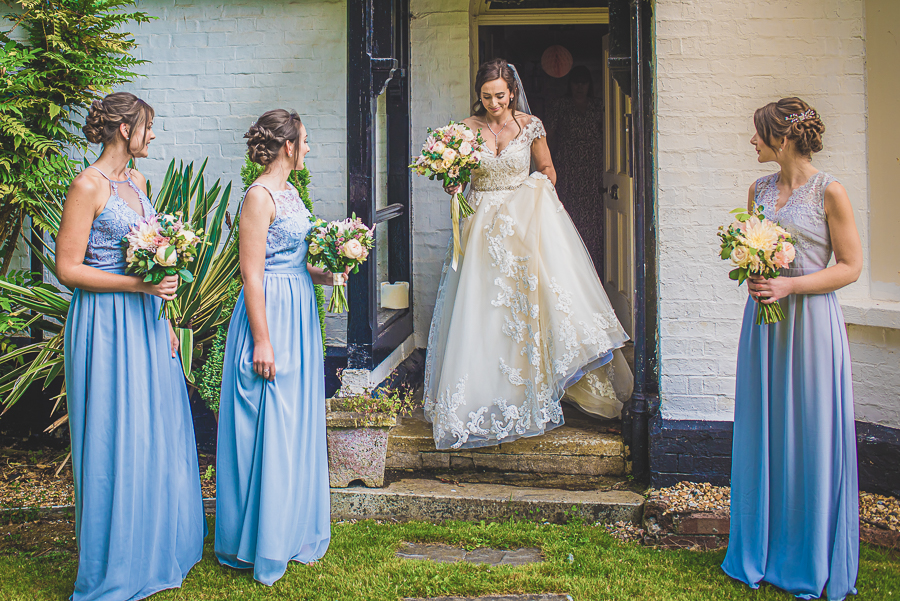 Sophie & Craig's creative and DIY wedding at Barrington Hall, with Damien Vickers Photography (7)