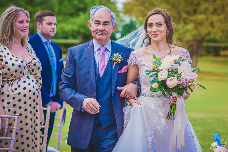 Sophie & Craig's creative and DIY wedding at Barrington Hall, with Damien Vickers Photography (9)