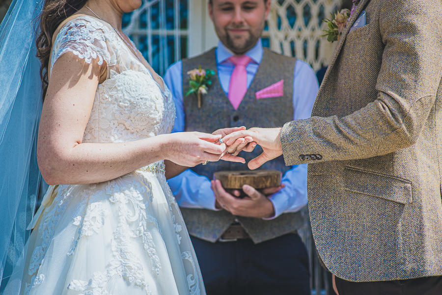 Sophie & Craig's creative and DIY wedding at Barrington Hall, with Damien Vickers Photography (12)