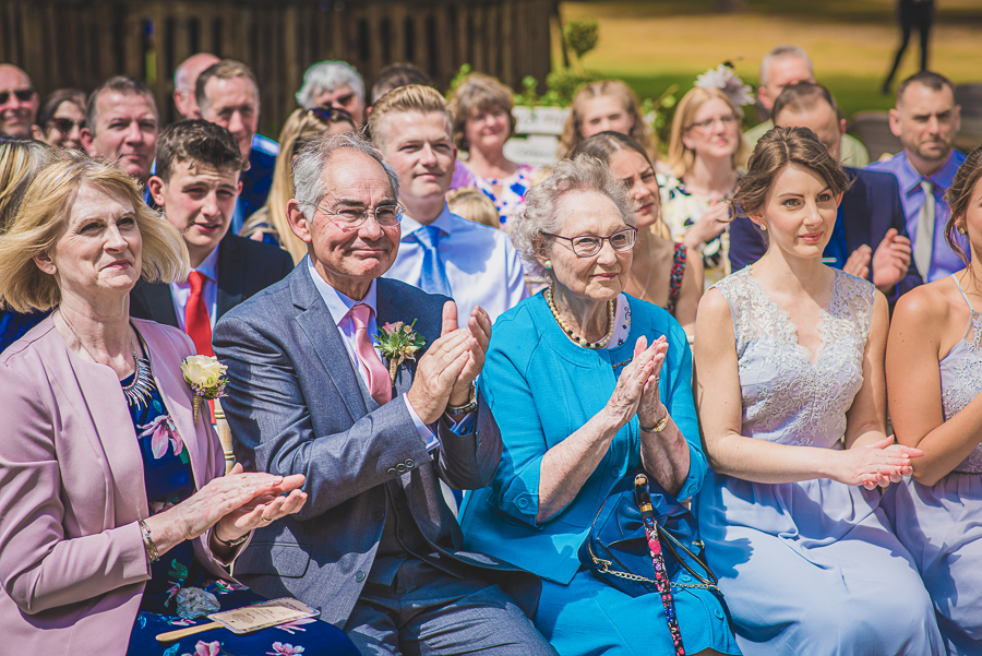 Sophie & Craig's creative and DIY wedding at Barrington Hall, with Damien Vickers Photography (13)