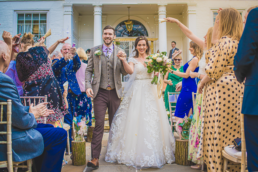 Sophie & Craig's creative and DIY wedding at Barrington Hall, with Damien Vickers Photography (14)