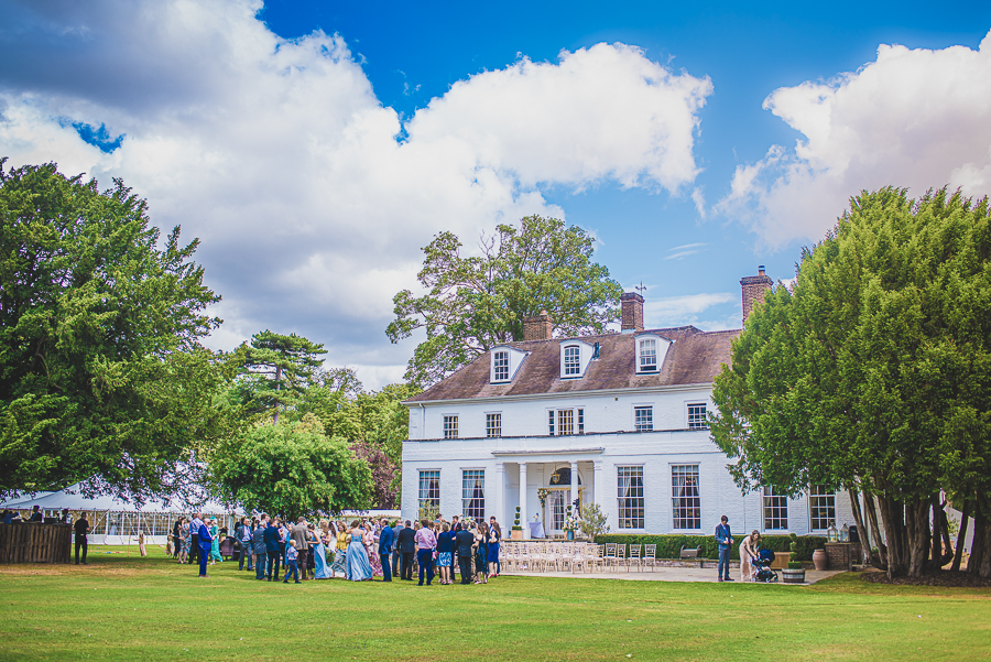 Sophie & Craig's creative and DIY wedding at Barrington Hall, with Damien Vickers Photography (15)
