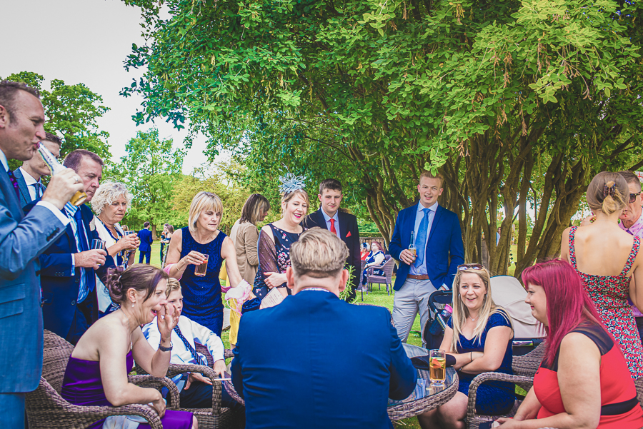Sophie & Craig's creative and DIY wedding at Barrington Hall, with Damien Vickers Photography (17)