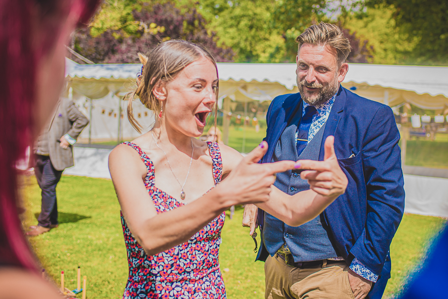 Sophie & Craig's creative and DIY wedding at Barrington Hall, with Damien Vickers Photography (21)