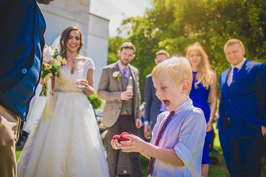 Sophie & Craig's creative and DIY wedding at Barrington Hall, with Damien Vickers Photography (22)