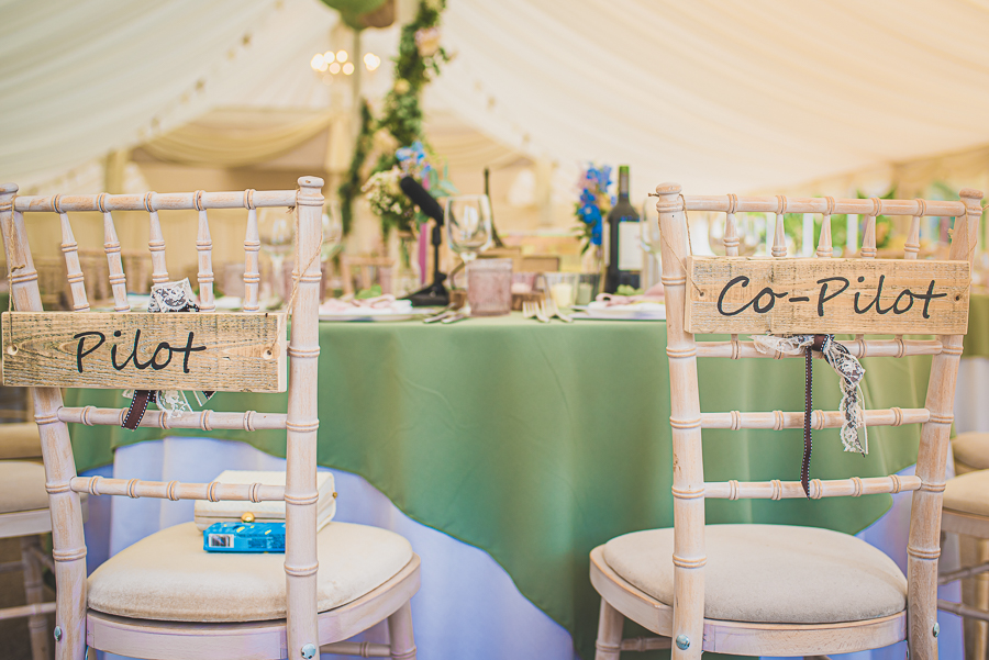 Sophie & Craig's creative and DIY wedding at Barrington Hall, with Damien Vickers Photography (29)