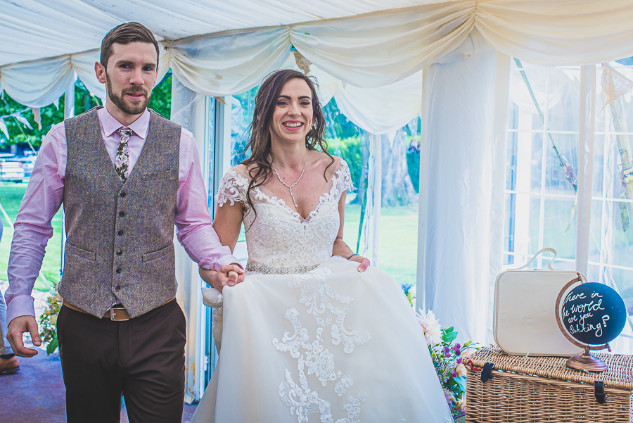 Sophie & Craig's creative and DIY wedding at Barrington Hall, with Damien Vickers Photography (32)