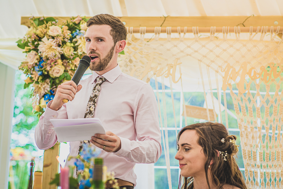 Sophie & Craig's creative and DIY wedding at Barrington Hall, with Damien Vickers Photography (34)