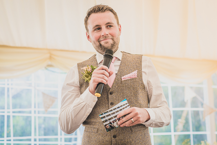Sophie & Craig's creative and DIY wedding at Barrington Hall, with Damien Vickers Photography (36)