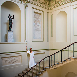 The Ashmolean Museum Oxford wedding venues