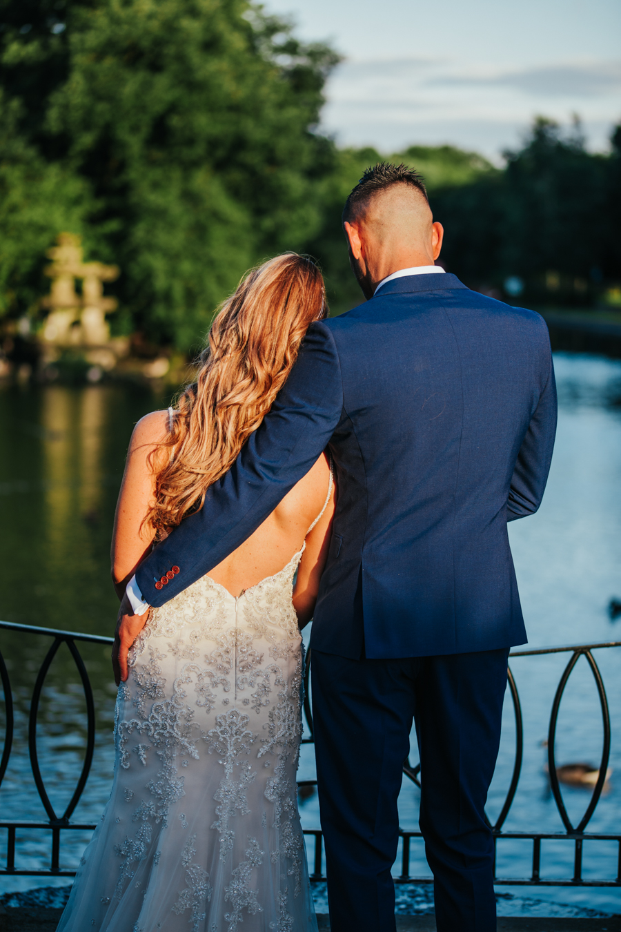 Beckie & James's lakeside elopement photoshoot, with Your Choice Photography (6)