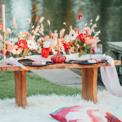 Beckie & James's lakeside elopement photoshoot, with Your Choice Photography
