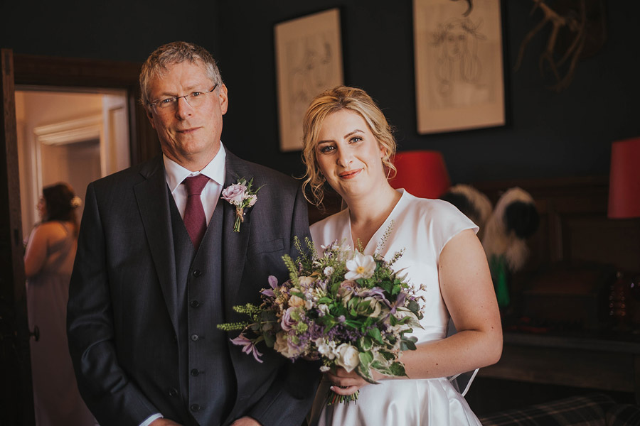 Kath & Adam's creative, DIY wedding at Wyresdale park, with Love Gets Sweeter and Claire Basiuk Photography (21)