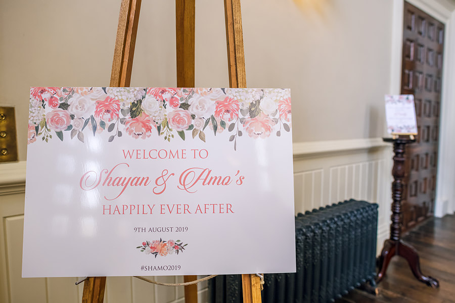 Shayan & Amo's elegant Elmore Court wedding and vibrant Indian reception, with Dan Morris Photography (3)
