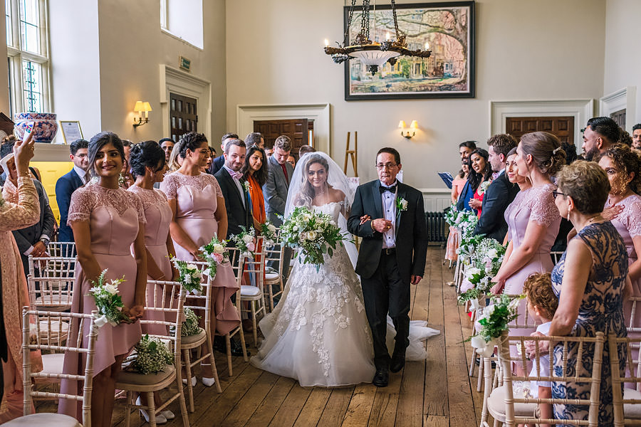 Shayan & Amo's elegant Elmore Court wedding and vibrant Indian reception, with Dan Morris Photography (12)