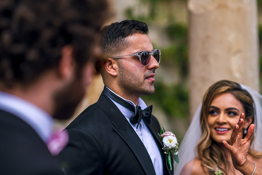 Shayan & Amo's elegant Elmore Court wedding and vibrant Indian reception, with Dan Morris Photography (25)