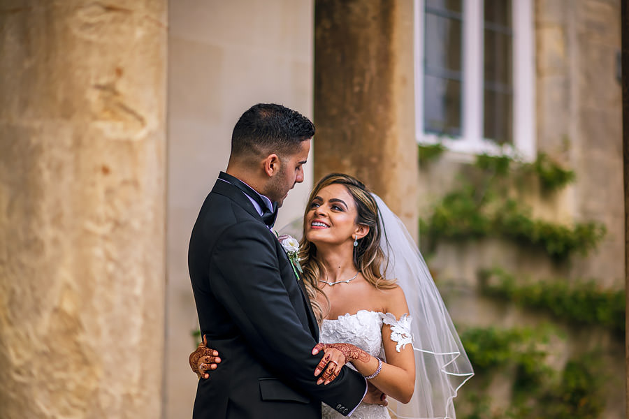 Shayan & Amo's elegant Elmore Court wedding and vibrant Indian reception, with Dan Morris Photography (30)
