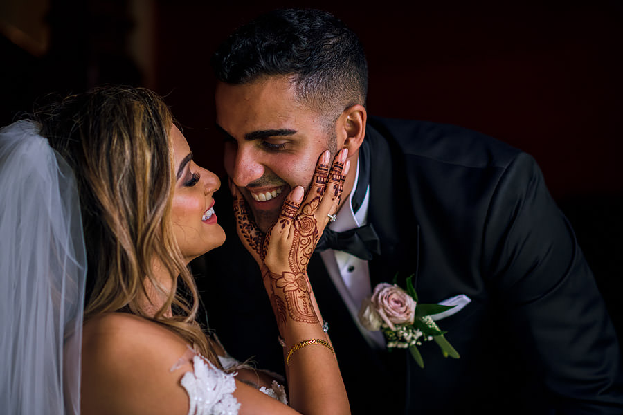 Shayan & Amo's elegant Elmore Court wedding and vibrant Indian reception, with Dan Morris Photography (36)