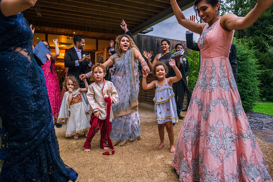 Shayan & Amo's elegant Elmore Court wedding and vibrant Indian reception, with Dan Morris Photography (42)