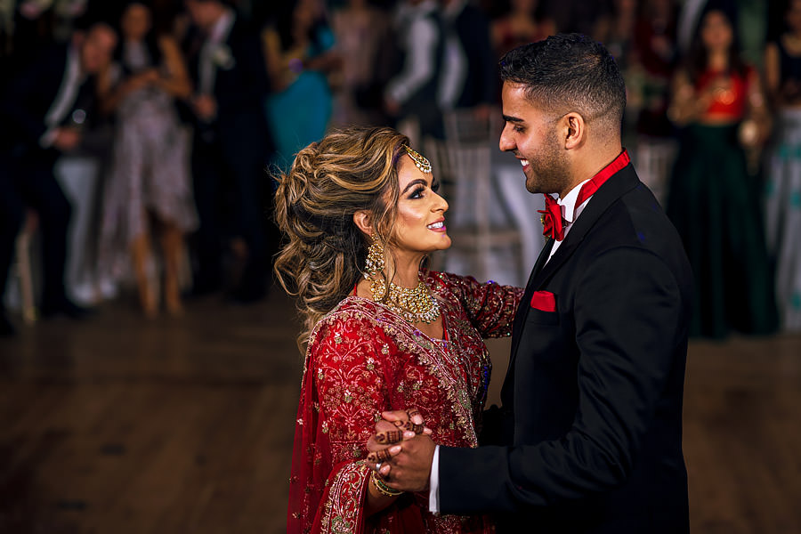 Shayan & Amo's elegant Elmore Court wedding and vibrant Indian reception, with Dan Morris Photography (45)