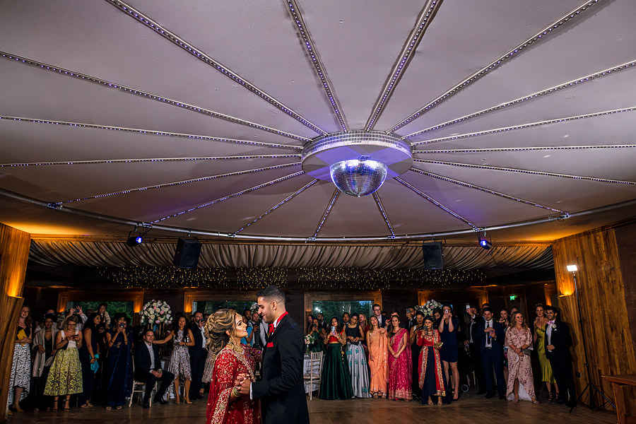 Shayan & Amo's elegant Elmore Court wedding and vibrant Indian reception, with Dan Morris Photography (46)