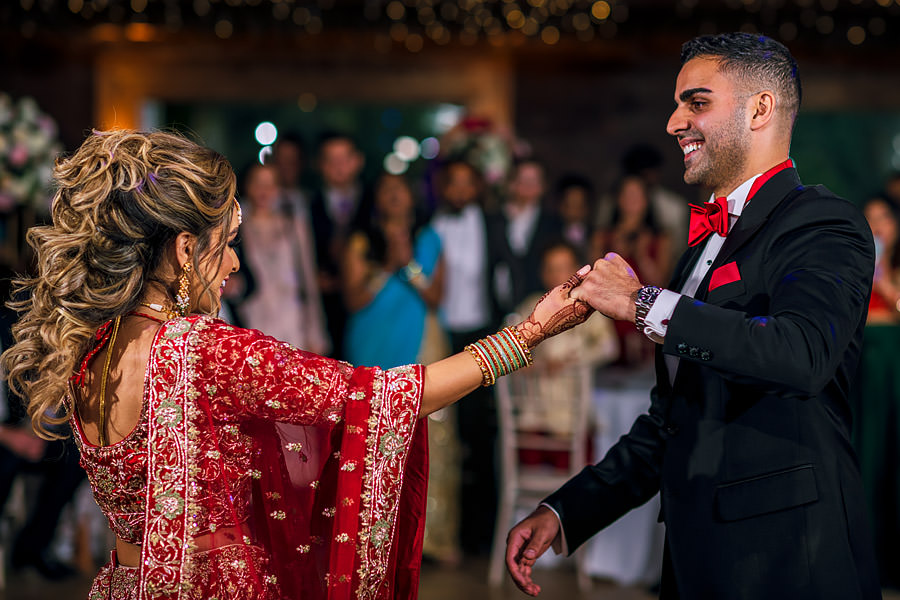 Shayan & Amo's elegant Elmore Court wedding and vibrant Indian reception, with Dan Morris Photography (48)
