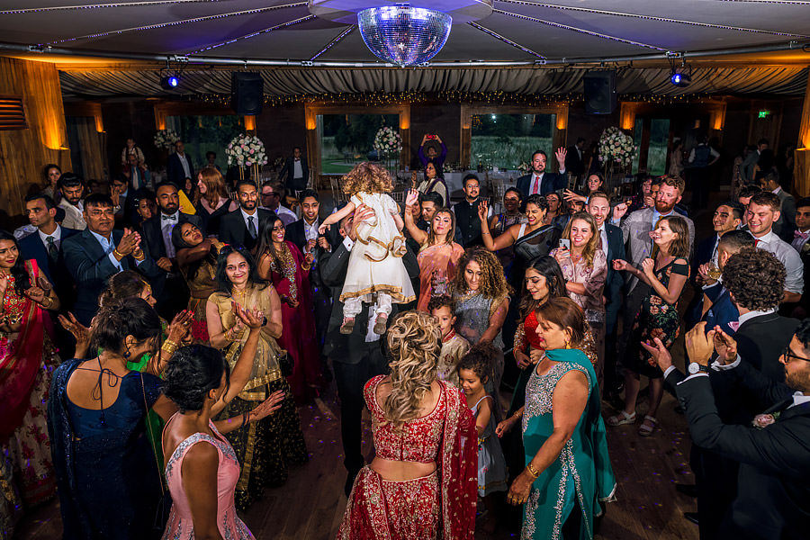 Shayan & Amo's elegant Elmore Court wedding and vibrant Indian reception, with Dan Morris Photography (51)