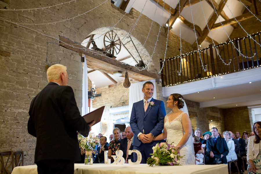 Jon & Claire's elegant rustic Great The Barn wedding, with Martin Dabek Photography (6)