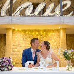 Jon & Claire's elegant rustic Great Tythe Barn wedding, with Martin Dabek Photography