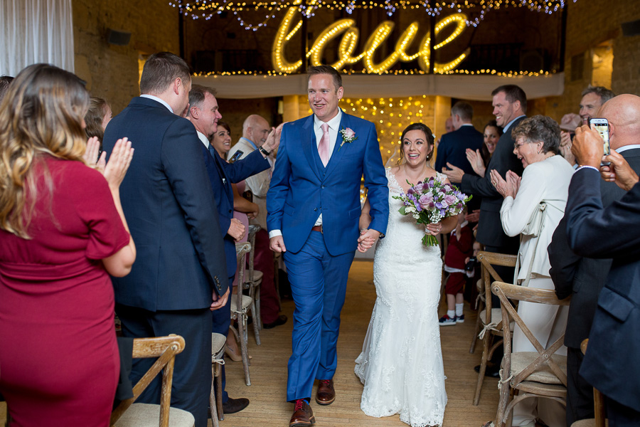 Jon & Claire's elegant rustic Great The Barn wedding, with Martin Dabek Photography (10)