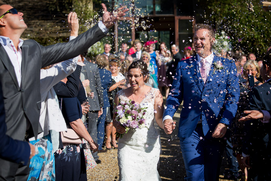 Jon & Claire's elegant rustic Great The Barn wedding, with Martin Dabek Photography (11)