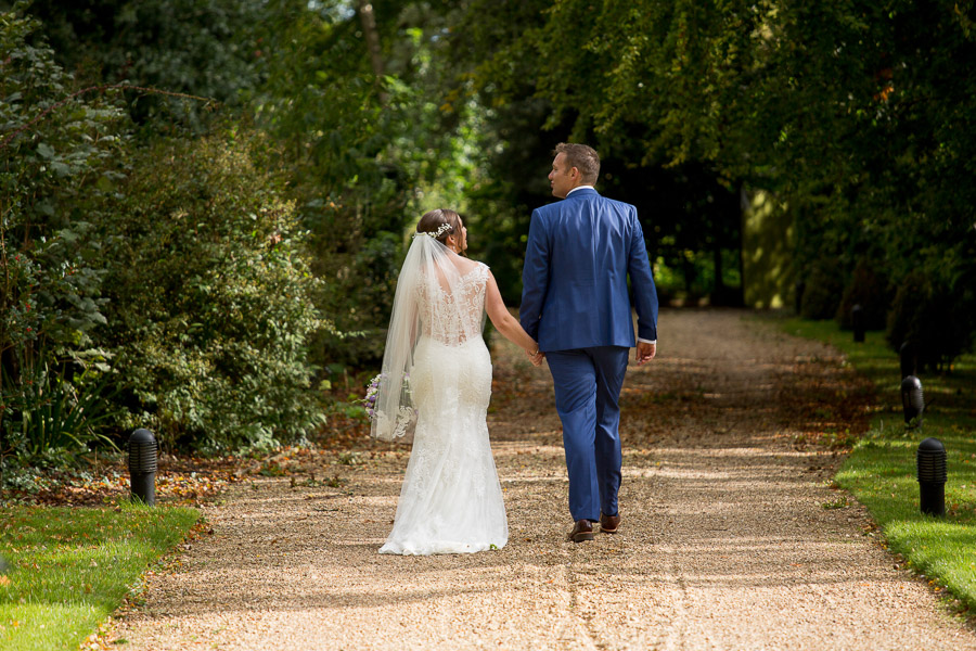 Jon & Claire's elegant rustic Great The Barn wedding, with Martin Dabek Photography (16)