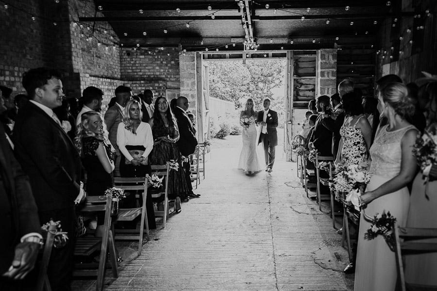 Hannah & Joel's elegant rustic Cornish wedding, with Alexa Poppe Wedding Photography (15)
