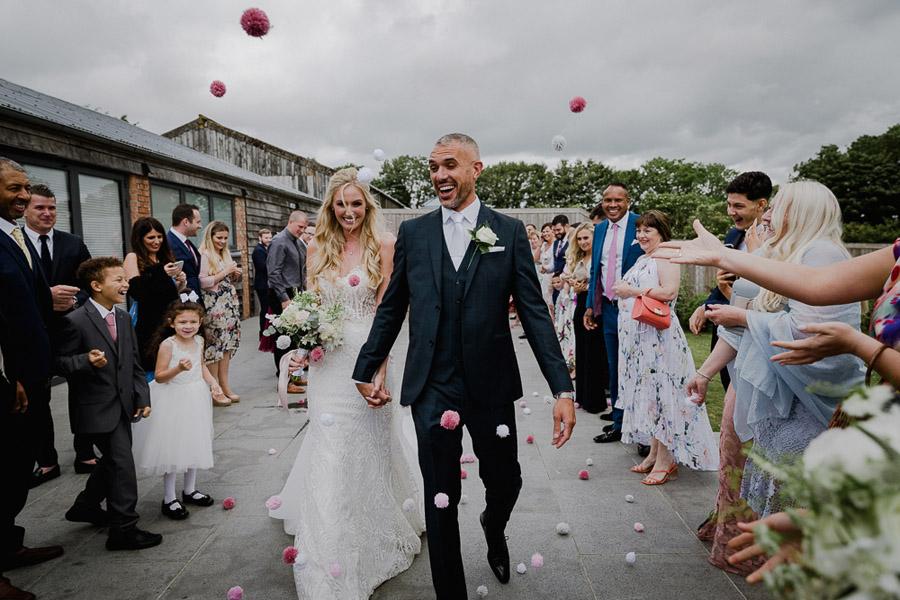 Hannah & Joel's elegant rustic Cornish wedding, with Alexa Poppe Wedding Photography (23)